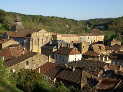 L'histoire du village de Cadouin et de son abbaye